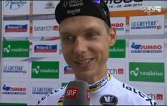 Tony Martin.  Tour of Switzerland