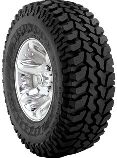 firestone destination mt allterrain radial tire