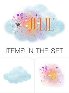"""Tag 3"" by julidrops ❤ liked on Polyvore featuring art"