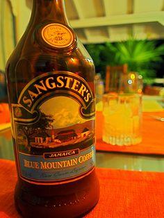 Sangster's Blue Mountain Coffee Rum Cream, my favorite nightcap | Flickr: partage de photos!