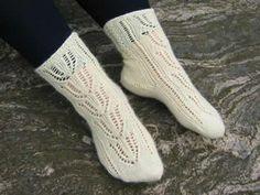 Ravelry: Lyyra pattern by Kristel Nyberg Wool Socks, Knitting Socks, Stockinette, Needles Sizes, Leg Warmers, Mittens, Ravelry, Pattern, Diy