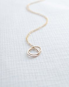 Best Friend Necklace Gold, Silver or Rose gold