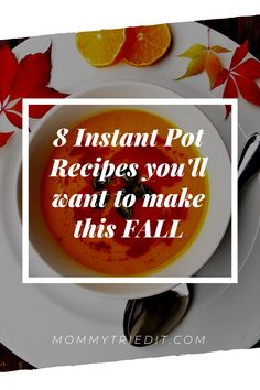 The Instant Pot is the ultimate secret weapon in a mom's battle for family meal time. I know these are Instant Pot recipes you'll want to make this fall. Easy Family Meals, Family Recipes, Healthy Dinner Recipes, Healthy Snacks, Holiday Baking, How To Stay Healthy, Holiday Recipes, Instant Pot, Meal Ideas