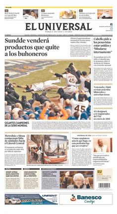 Their Finest Hour: The Nation's Newspapers McCovey Chronicles By TheLetter2 on Oct 30 2014