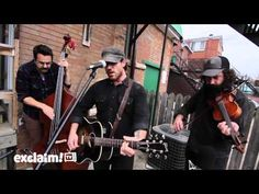 Chuck Ragan - Nomad by Fate (LIVE on Exclaim! TV) Don't care how hipster loving Chuck Ragan and Hot Water Music makes me!