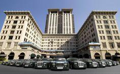 The Peninsula Hotel, Hong Kong