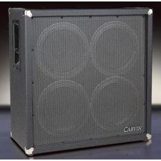 Carvin 412VB Гитарный кабинет 300Вт.  500$