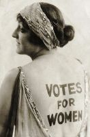 Dorothy Newell a suffragette in Photos: 120 Years of Womens Protest Signs