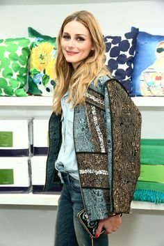 """Olivia Palermo attends Kate Spade New York """"Housewarming"""" in celebration of the…"""