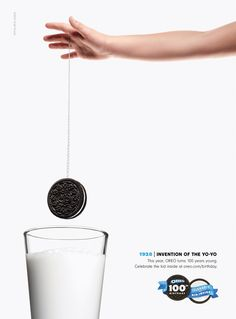 Oreo Invention of the Yo-Yo 1928 #OreoHistory