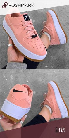 Nike Air Force 1 Sage Low Coral Ar5339 603 As If We Couldn T