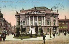 175 éve alapították a Nemzeti Színházat at du. Vintage Architecture, My Town, Budapest Hungary, Old Pictures, Big Ben, Merida, Taj Mahal, Bali, The Past