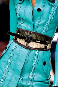 turquoise by Burberry