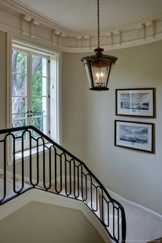 Second Floor of Crespi Hicks Guest House