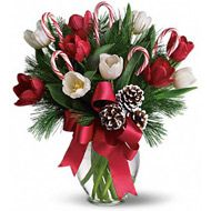 Flower Delivery Express I will never use this company again. I ordered flowers on 12/7 to have them delivered on 12/13 it is now 12/17 and the flowers still have not been delivered. Their customer service has much to be desired as well. I was promised the flowers would be delivered by 5pm today, didn't happen. But they sure did get my money, took that on 12/9. This company is a scam and I would never recommend this company to anyone!!  Buyer beware!