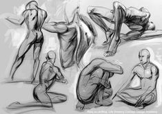 Life Drawing at CAD by ~reiq on deviantART