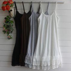 Mori Girl Styl Lolita Vintage Spaghetti strap Lace Basic Dress Women Casual Clothing Summer Dresses Vestidos Oncinha Faldas