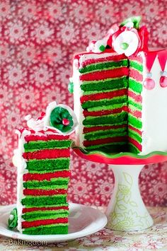 Christmas - christmas Ornaments - Christmas handmade treats. christmas cake! « Spearmint Kitchen