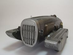 Tin Racer scale model car by Miyano. Pinned by #relicmodels