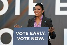 Democratic presidential candidate Bernie Sanders received the endorsement of a prominent and rising Latina politician from Nevada.