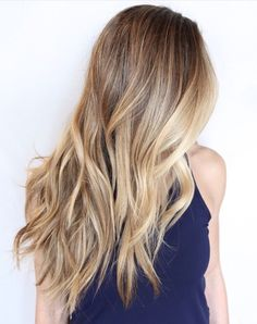 Johnny Ramirez Hair Color Blonde Balayage #Hairgoals