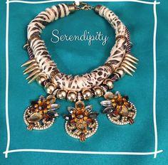 Collar disponible en @serendipitycln $599.00