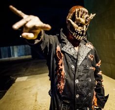 mushroomhead mask | Tumblr