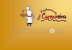 Bar restaurante Curuxeira en Tameiga, Mos (Pontevedra)
