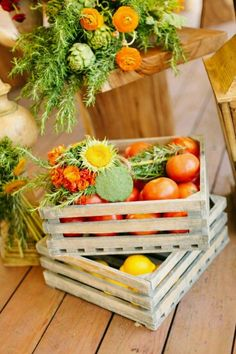 Explore millions of stunning wedding images to help inspire and plan your perfect day. Grove Farm, Citronella, Orange Blossom, Rustic Chic, Fruits And Vegetables, One Color, Color Combos, Harvest, Picnic