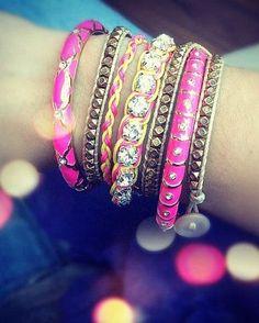 Layered Friendship Bracelets ♥