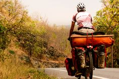 Bicycle Touring in Doi Inthanon National Park, THAILAND | von worldbiking.info