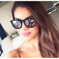 2851837010c16 oculos de sol espelhado prata - Pesquisa Google Rayban Espelhado, Oculos De Sol  Espelhado,