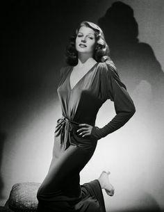 Rita Hayworth 1941: George Hurrell
