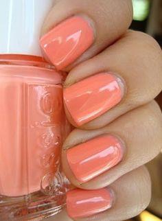 Essie: Summer Cantaloupe