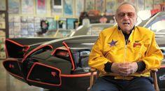 George Barris Custom Cars | George Barris of Barris Kustom