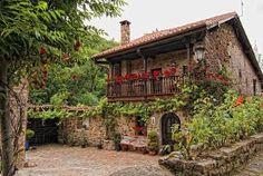 Pueblos con encanto Besalla Cantabria