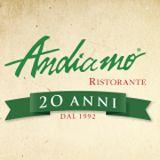 Andiamo (SP). Restaurante italiano do Shopping Ibirapuera. Local agradável, mas sem grandes novidades. Fui com a Nanda em 29/04/2013.