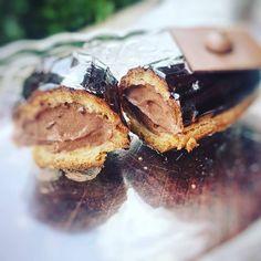 Csokoládés eckler fánk – Tortaiskola