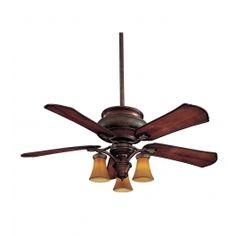 Minka-Aire - F840-CF - Craftsman Ceiling Fan $589.90 Lamps.com  #Inhabitatlamps