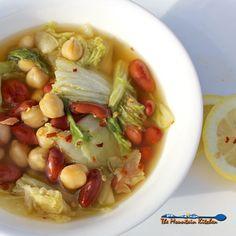 Napa Cabbage & Bean