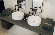 ACTION - SERIES ITALIAN GRANITE GRESS Tile Design, Granite, Sink, Action, Industrial, Instagram, Furniture, Home Decor, Beauty