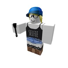 This Pin is about a character on the web site ROBLOX. It's really cool. check it out today
