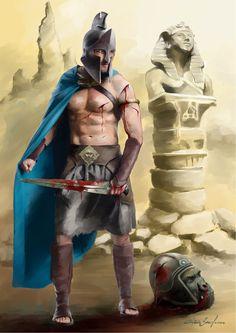 BATALHA MORTAL NO EGITO