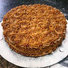 Torta Churros #confeitariapolos#goiania  (em Polos Pães e Doces)