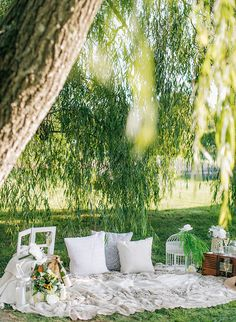A Romantic Picnic Engagement Session at A Winery - Modernes Picnic Photography, Engagement Photography, Wedding Photography, Picnic Engagement Photos, Engagement Shoots, Picnic Decorations, Wedding Decorations, Picnic Spot, Romantic Picnics