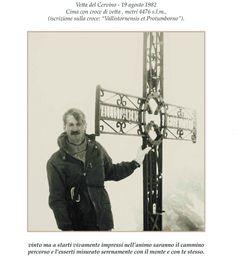 La croce di vetta del monte Cervino