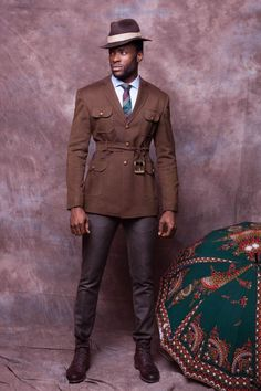 Male Fashion Trends: McMeka Fall/Winter 2013: La colección del gentleman nigeriano para el invierno