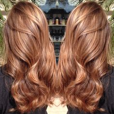 HOW TO: Sweet Caramel - Career - Modern Salon