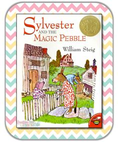 Creative Lesson Cafe: Freebies for Sylvester and the Magic Pebble~ Caldecott Love!