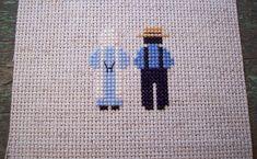 amish cross stitch patterns and kits